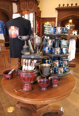 Dress Like a Dowager Countess in the United Kingdom Pavilion at Epcot