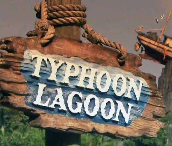 Learning to 'Hang 10' at Disney's Typhoon Lagoon Water Park