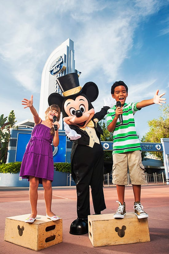 Guests Ages 6-13 Can Take Center Stage During 'American Idol Experience Juniors Edition' at Disney's Hollywood Studios
