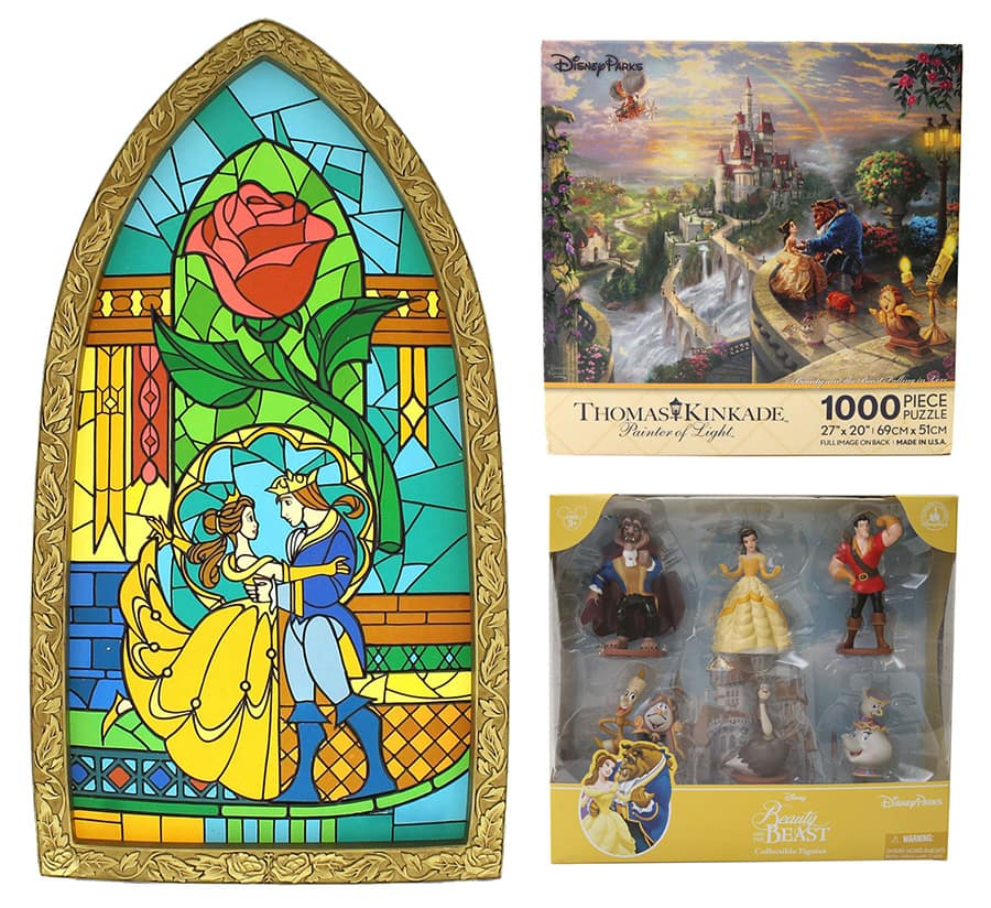 Beauty And The Beast Collectibles >> Disney S Beauty And The Beast Continues Inspiring New Merchandise