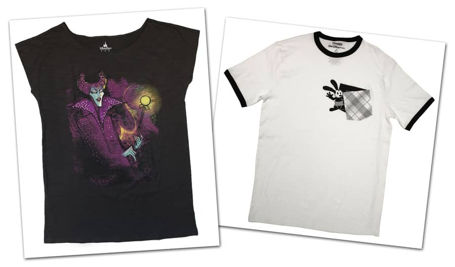 ed483363a68b6 Villainous Tees and Pockets of Disney Character Coming to Disney Parks This  Fall