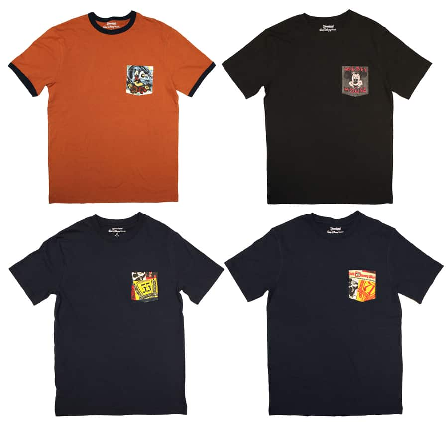 26032c50241 Villainous Tees and Pockets of Disney Character Coming to Disney ...
