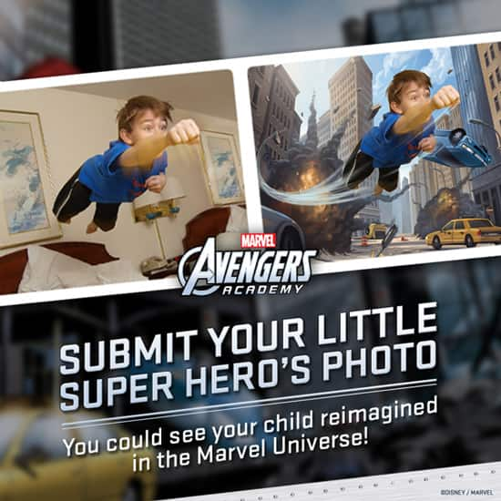 Celebrate Marvel's Avengers Academy Coming to the Disney Magic with Disney Cruise Line