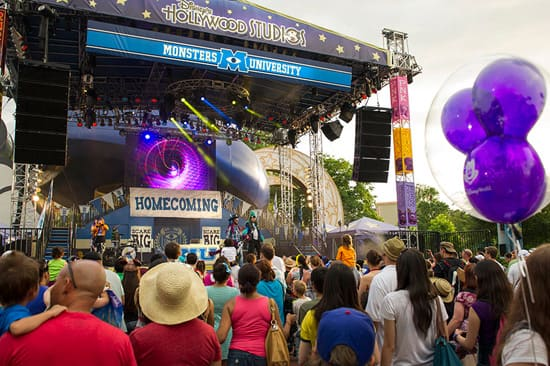 'Monsters University' Homecoming Brings 'Limited Time Magic' to Disney's Hollywood Studios