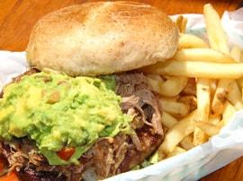 'Secret Finds' Worth Sharing at Disneyland Resort: The Carnitas Burger at Disney's Grand California Hotel & Spa