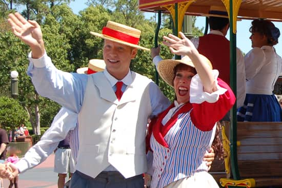 Clang! Clang! Clang! It's the Main Street Trolley Show at Magic Kingdom Park with a Special Summer Song