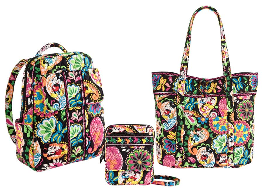 d2f60939d254 Disney Collection by Vera Bradley Coming to Walt Disney World Resort on  September 21