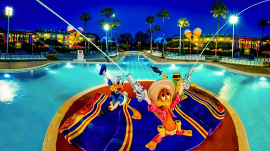 Florida Residents Resort Get Great Rates on Resort Stays in Late Summer/Early Fall