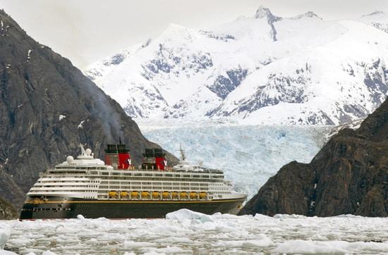 Disney Cruise Line in Alaska