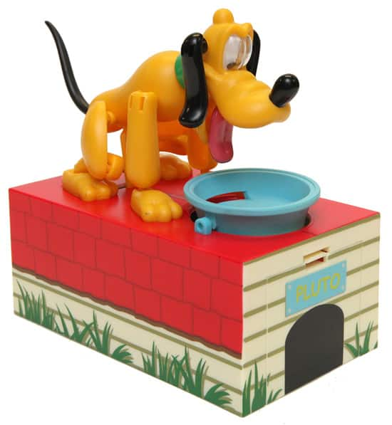 Pluto Bank Coming to Disney Parks for Fall 2013