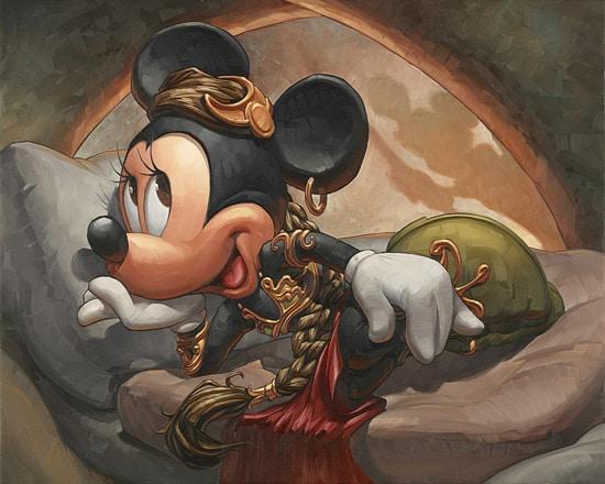 Princess Hero by Artist Greg McCullough