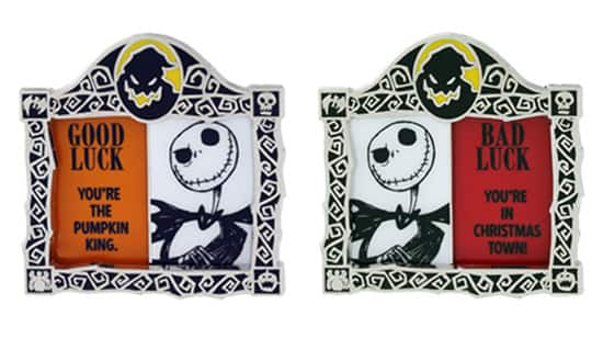 Good Luck/Bad Luck Pin Series
