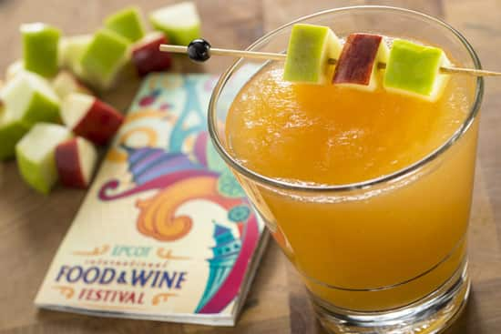 Epcot International Food & Wine Festival Launches Today