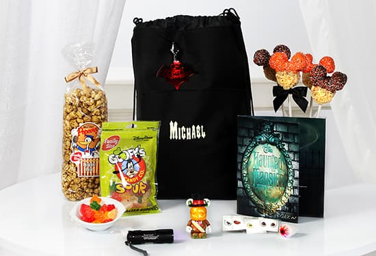 A Spirited Halloween Surprise by Disney Floral & Gifts