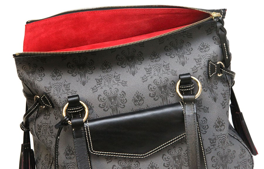 98105239069 ... Spine-Tingling Haunted Mansion-Inspired Dooney   Bourke Bag Coming to  Disney Parks on