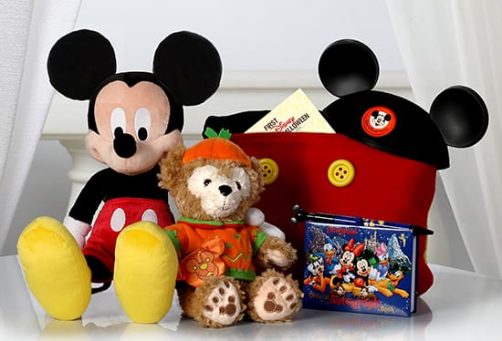 My First Disney Visit Halloween by Disney Floral & Gifts