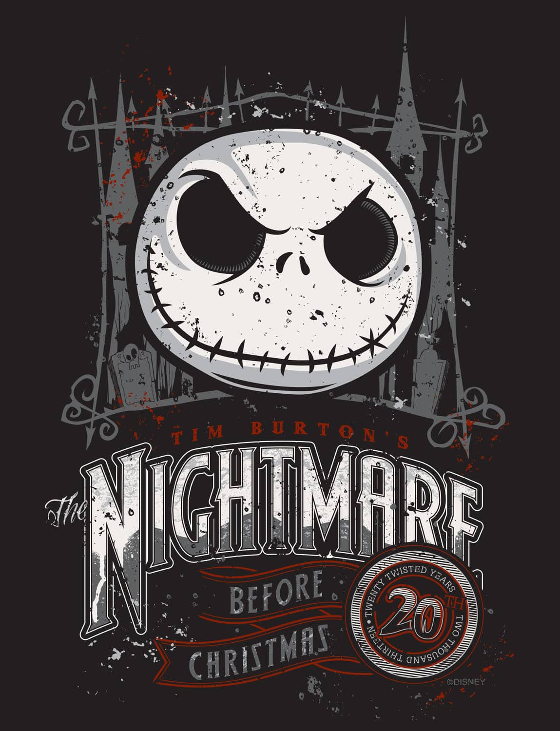 01_parksblog_nbc20th_flashsaleart - Nightmare Before Christmas Pics