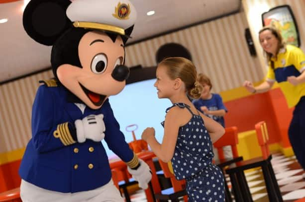 Mickey Mouse Club Aboard the Re-imagined Disney Magic