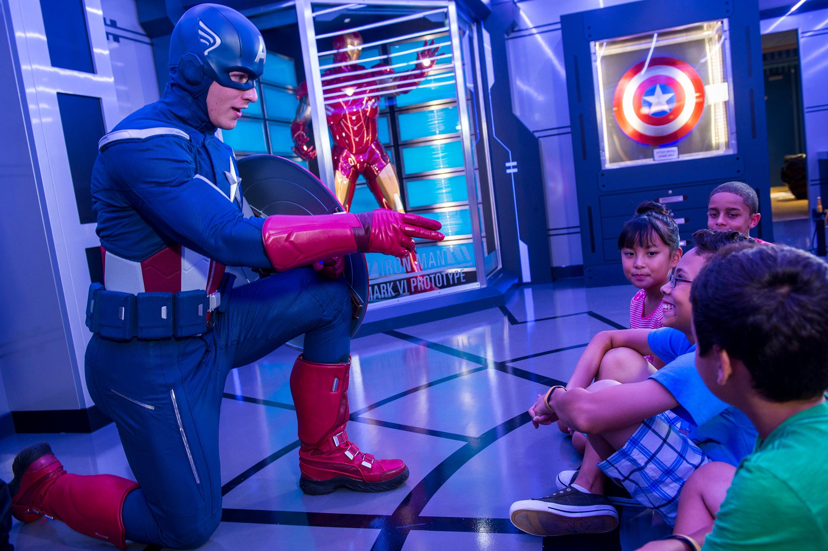 marvel avengers academy news