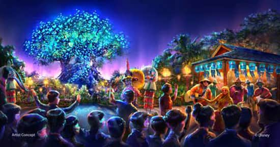 Live Performers on Discovery Island Will be Part of New Entertainment Experiences Available to Guests as Part of Expansion at Disney's Animal Kingdom at Walt Disney World Resort