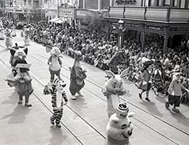 Step In Time: A Grand Opening (Parade) For Magic Kingdom Park, 1971
