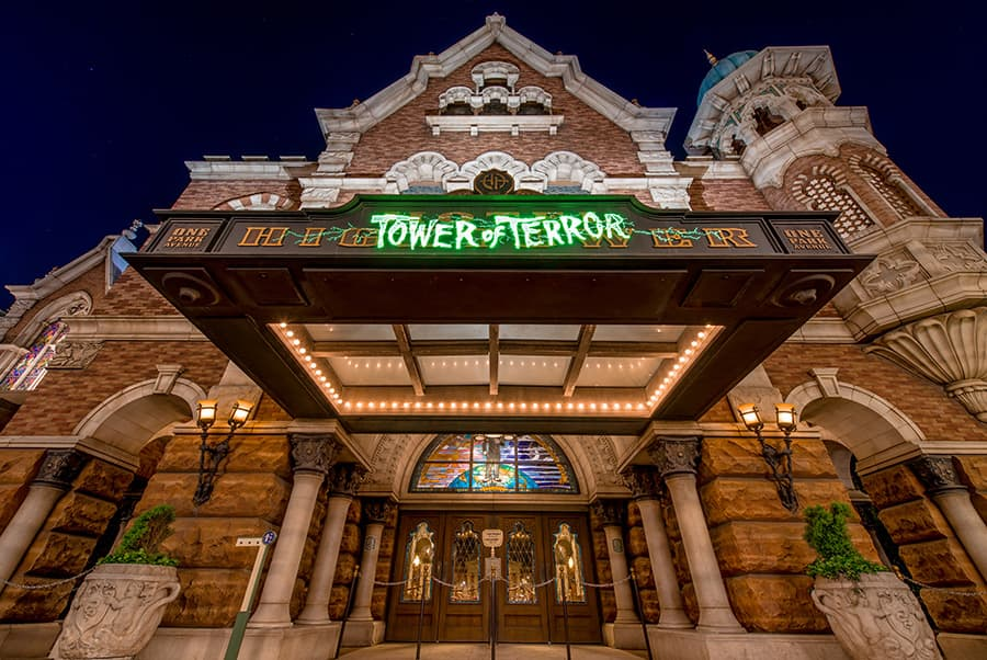 Disney Parks After Dark: The Spookiest Attractions at ...