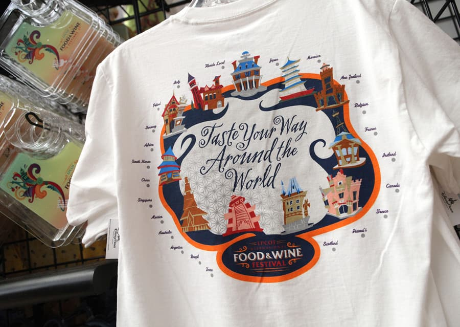 72b19d53f PHOTOS: Visiting the Festival Center at the 2013 Epcot International ...