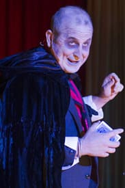 Magician Abner Cadaver