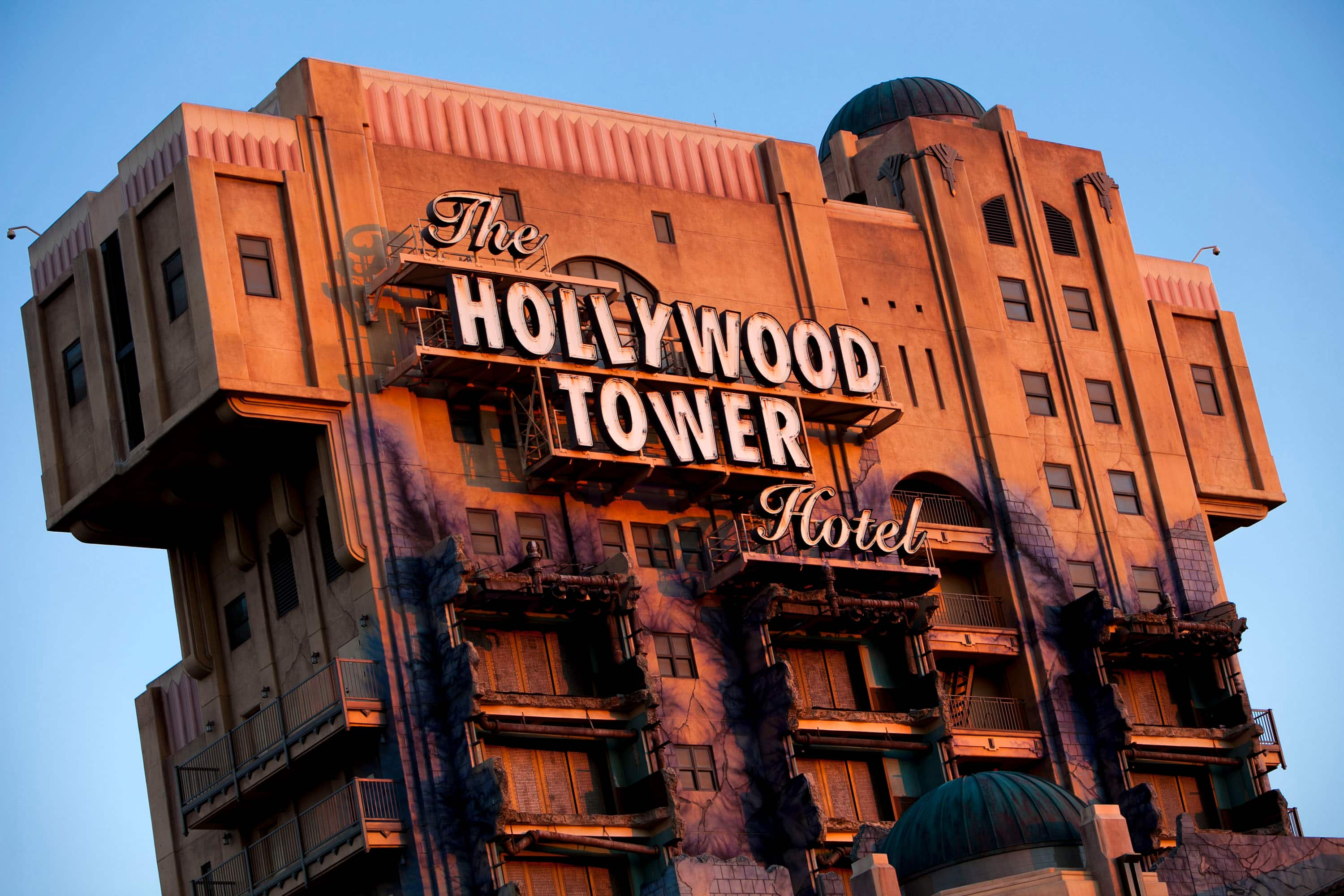 the frightful tale of twilight zone tower of terror at the