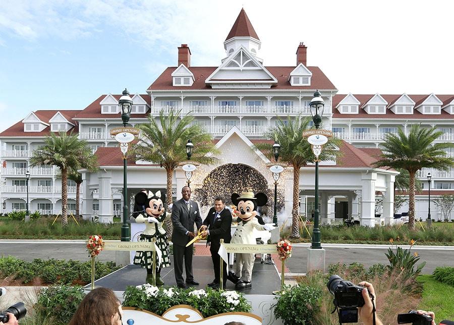 Disney Vacation Club anuncia novo projeto no Grand Floridian