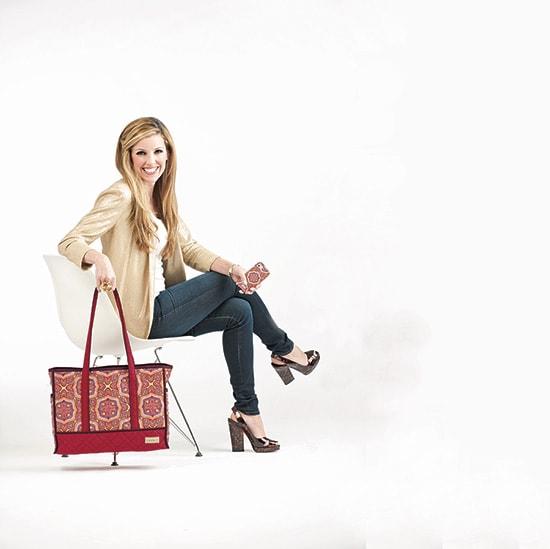 Designer Handbags from cinda b coming to Walt Disney World Resort