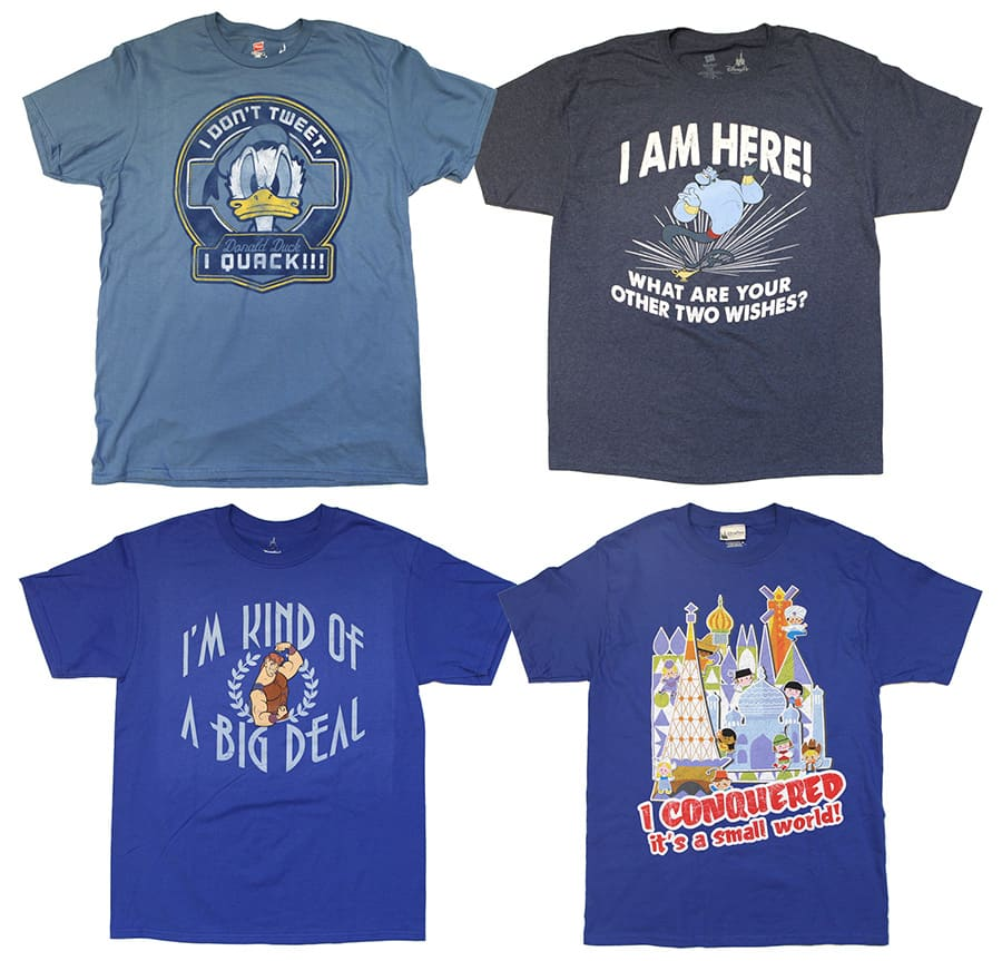 fdbea42a966d54 Show Off Your Humorous Disney Side with New T-Shirts at Disney Parks in Fall