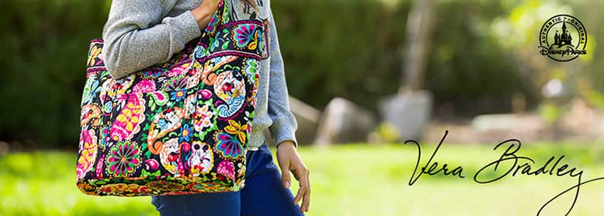 Disney Collection By Vera Bradley Coming To Parks