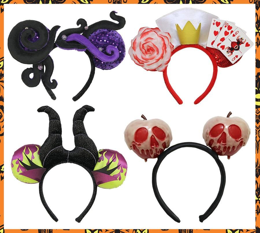 Halloween Disney Ears | Limited Time Magic Spotlight On Halloween Headwear At Disney Parks