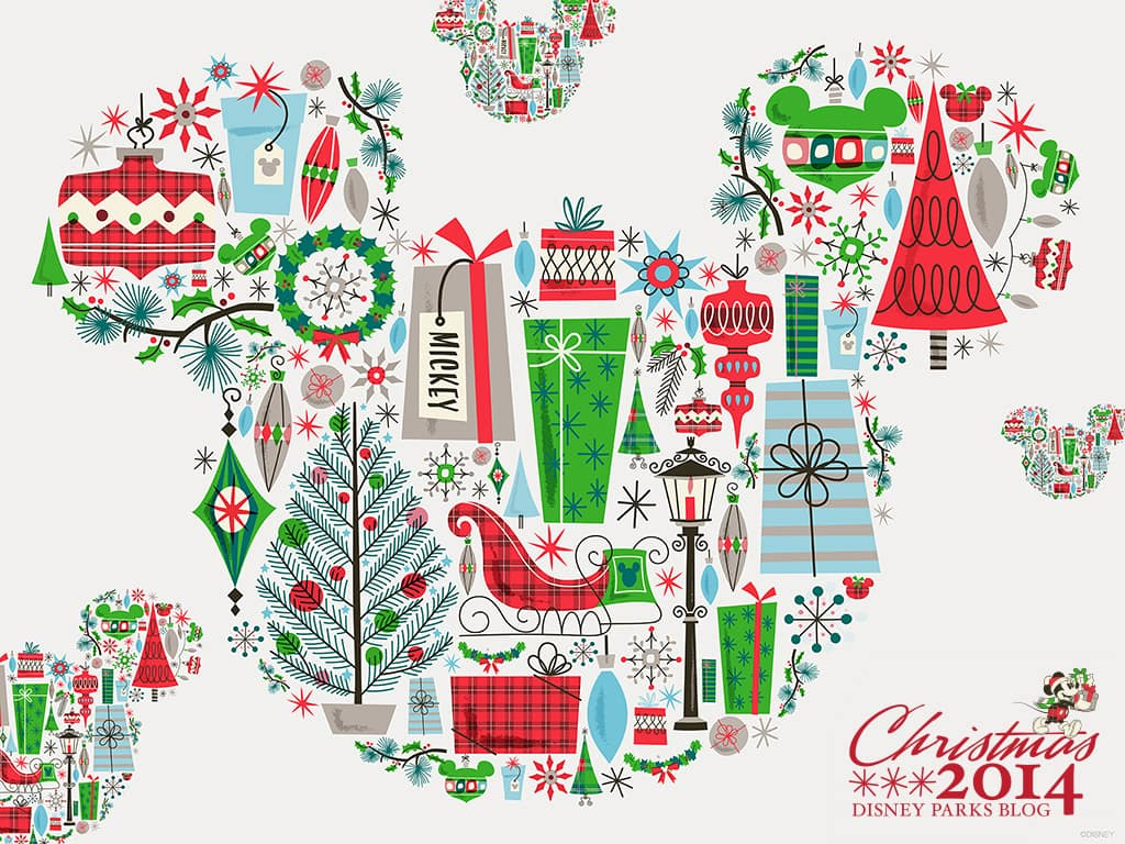 Disney Parks Blog Celebrate the Season Wallpaper
