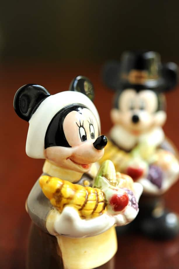 Thanksgiving, Christmas Day Ideas for Dining at Walt Disney World Resort