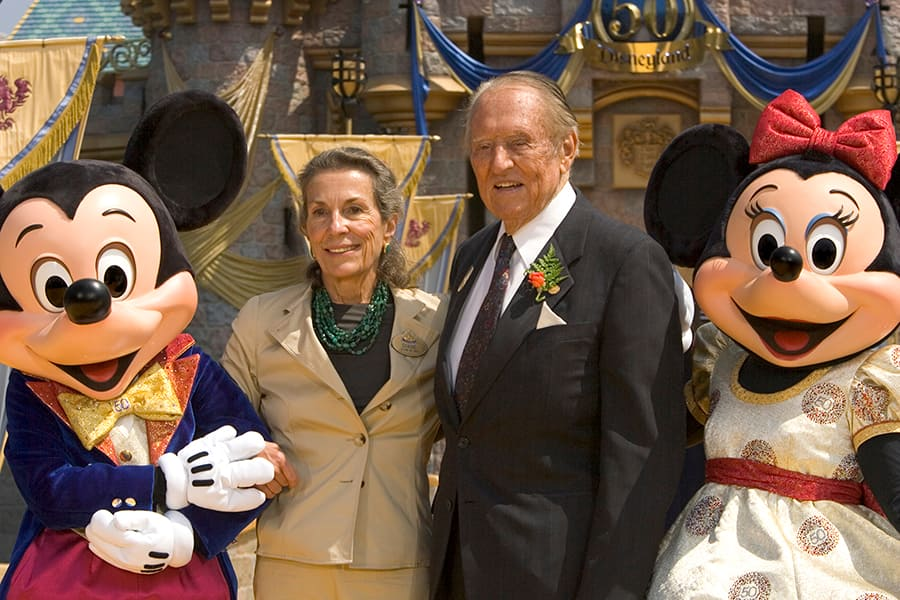 Remembering Diane Disney Miller