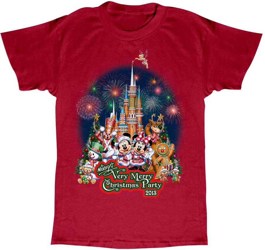 d9e6a95bd Mickey's Very Merry Christmas Party Merchandise at Magic Kingdom Park