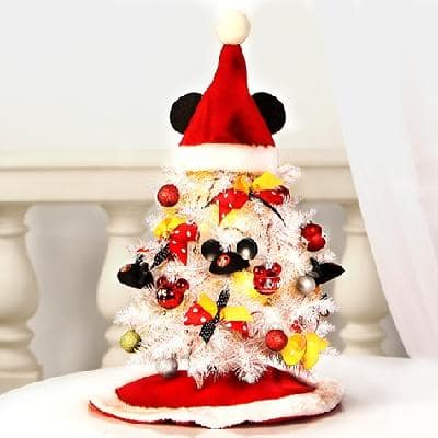 mickey minnie tree