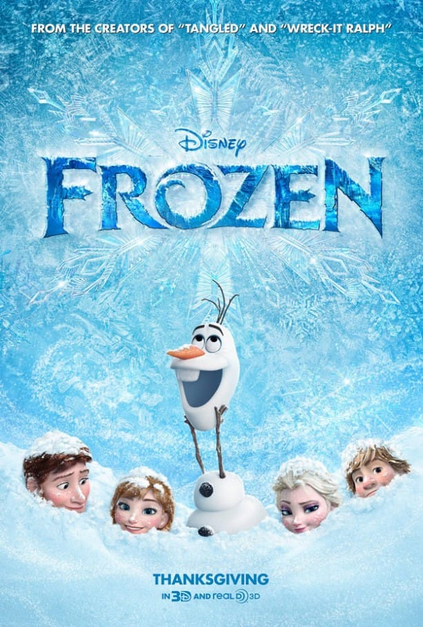 Disney's 'Frozen' Special Advanced Screening at Downtown Disney