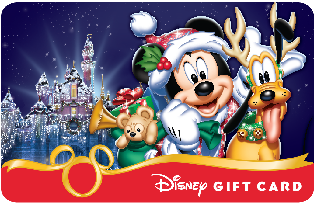 Smart Phones \'Add Some Magic\' to New Holiday-Themed Disney Gift Card ...