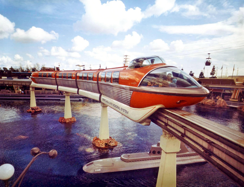 The History of the Disneyland Monorail: Mark II, 1961-1969