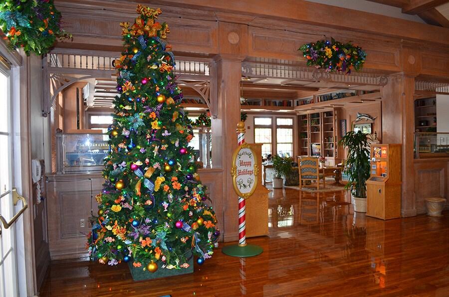 Christmas Trees at Disney Parks | Disney Parks Blog
