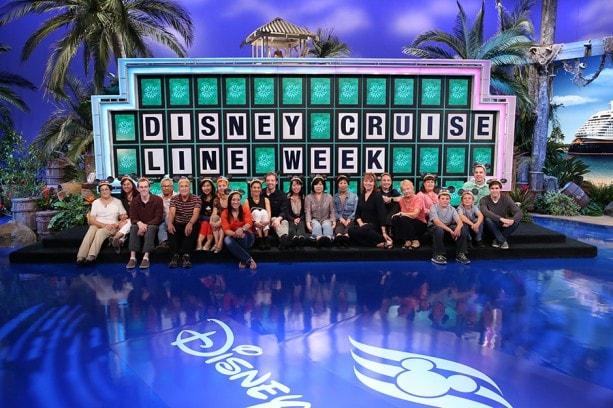 DisneyCast-at-WOF-Taping
