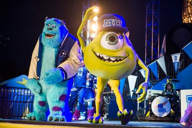 'Limited Time Magic' 'Monsters U' Homecoming