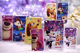 Hong Kong Disneyland Holiday Phone Cases