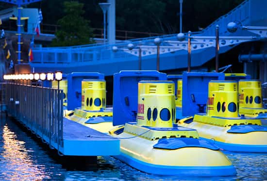 Finding Nemo Submarine Voyage at Disneyland Park to Close for Refurbishment January 6