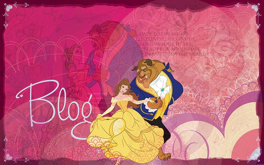 Count Down To Valentine S Day With Our Beauty And The Beast