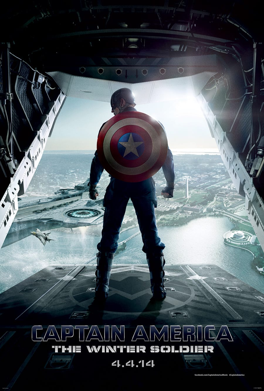 Meet Captain America From Captain America The Winter Sol R This Spring At Disneyland