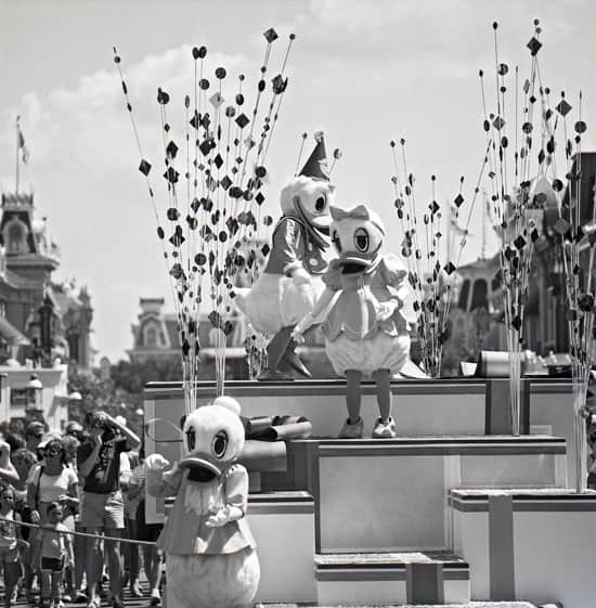 Image result for donald duck birthday parade